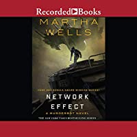 Network Effect (Murderbot Diaries, #5)