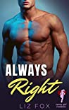 Always Right: A Curvy Girl Romance (The Right Men Book 4)