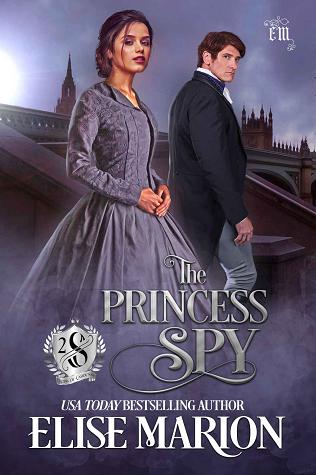 The Princess Spy (Sons of Cardenas, #2)