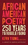 African American Poetry by Kevin Young