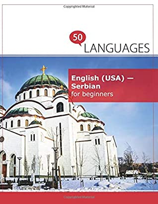 English (USA) - Serbian for beginners: A book in 2 languages (Multilingual Edition)