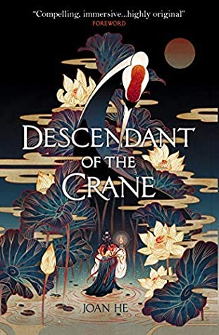 descendant of the crane