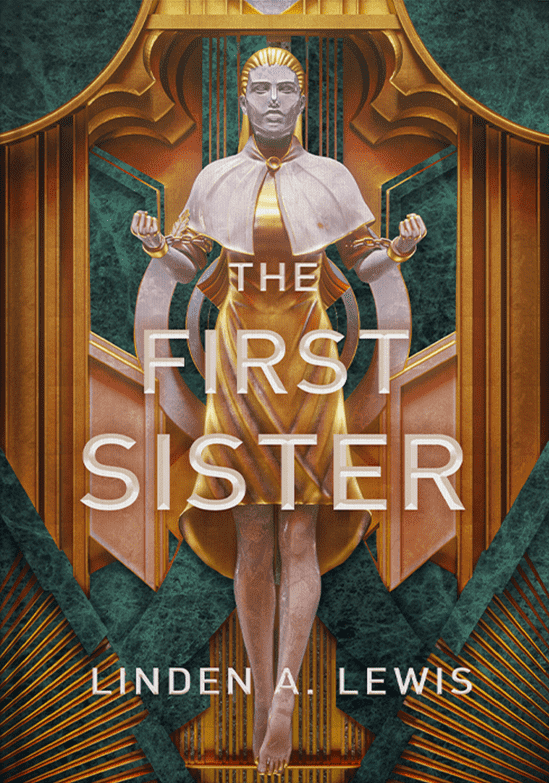 The First Sister (The First Sister Trilogy, #1)
