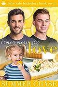 Lemon Meringue Love (Bake Sale Bachelors #7)