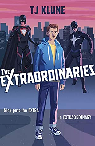 The Extraordinaries book cover