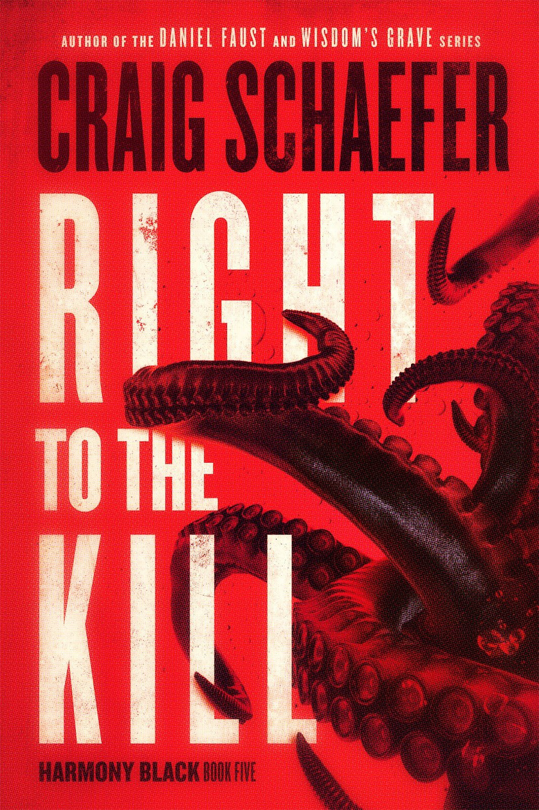 Right to the Kill - Craig Schaefer