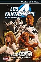 Los 4 Fantásticos: La guerra de las cinco ciudades (Marvel Saga, #99: Los 4 Fantásticos de Jonathan Hickman, #4)