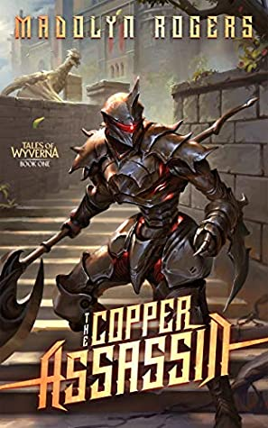 The Copper Assassin (Tales of Wyverna, #1)