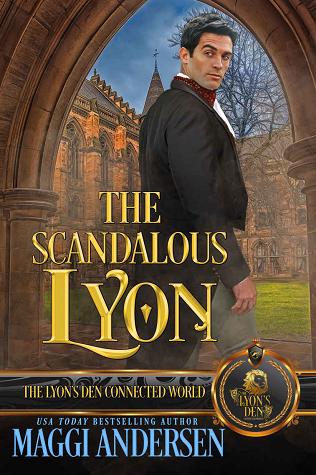 The Scandalous Lyon (The Lyon's Den)