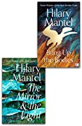 Hilary Mantel The Wolf Hall Trilogy 2 Books Collection Set - The Mirror and The Light, Bring Up The Bodies