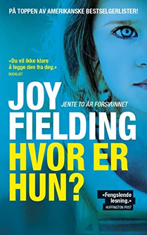 Hvor er hun? by Joy Fielding