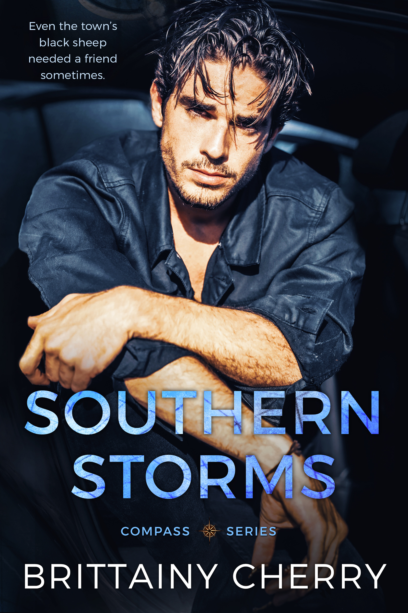 Southern Storms (Compass #1) - Brittainy Cherry