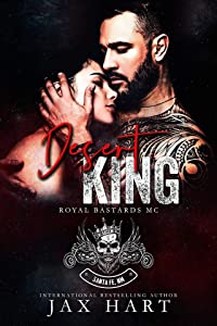 Desert King (Royal Bastards MC: Santa Fe, NM, #1)