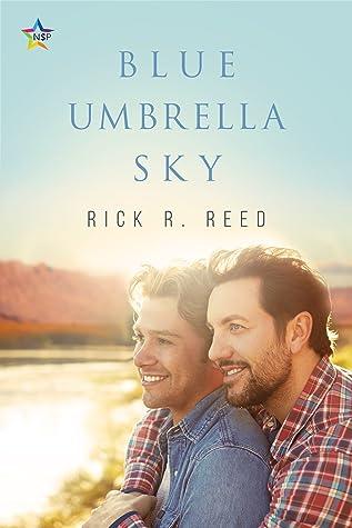 Blue Umbrella Sky