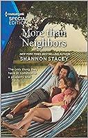 More than Neighbors (Blackberry Bay, #1)