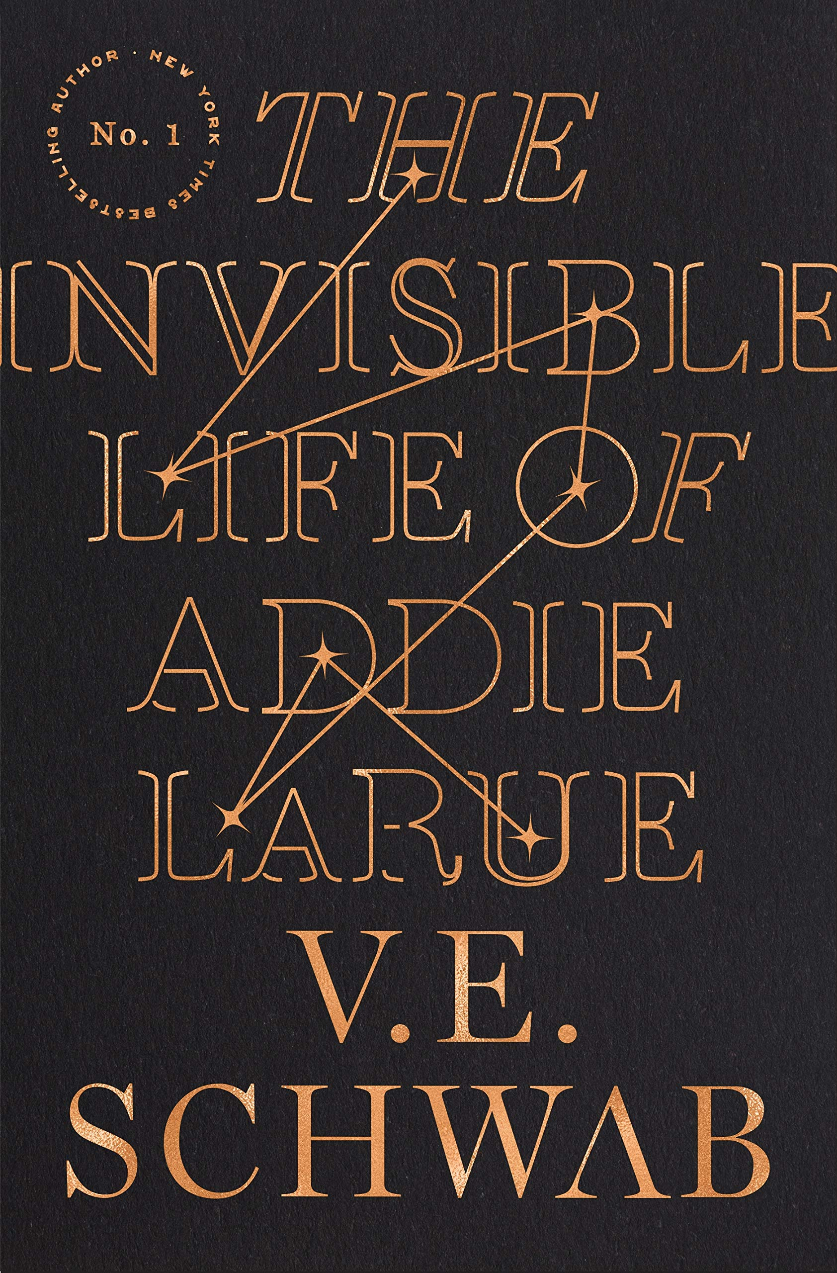 The Invisible Life of Addie LaRue - V E Schwab
