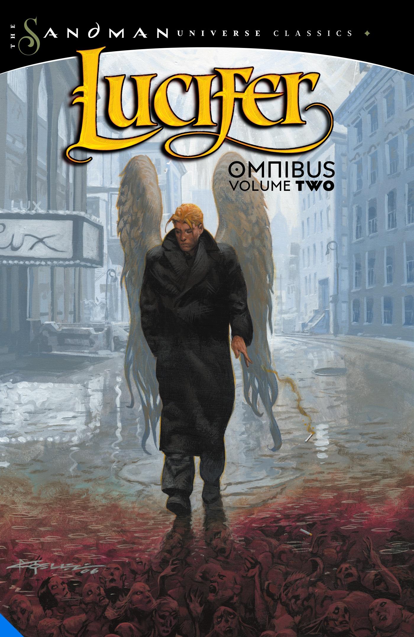 Lucifer Omnibus, Vol. 2