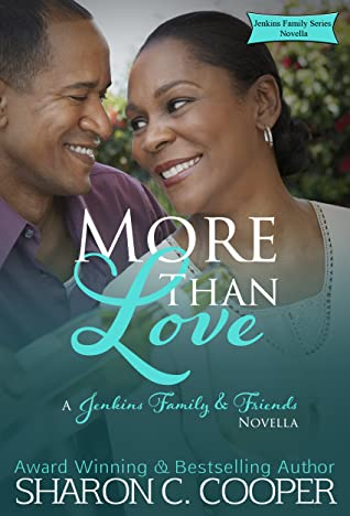More Than Love by Sharon C. Cooper