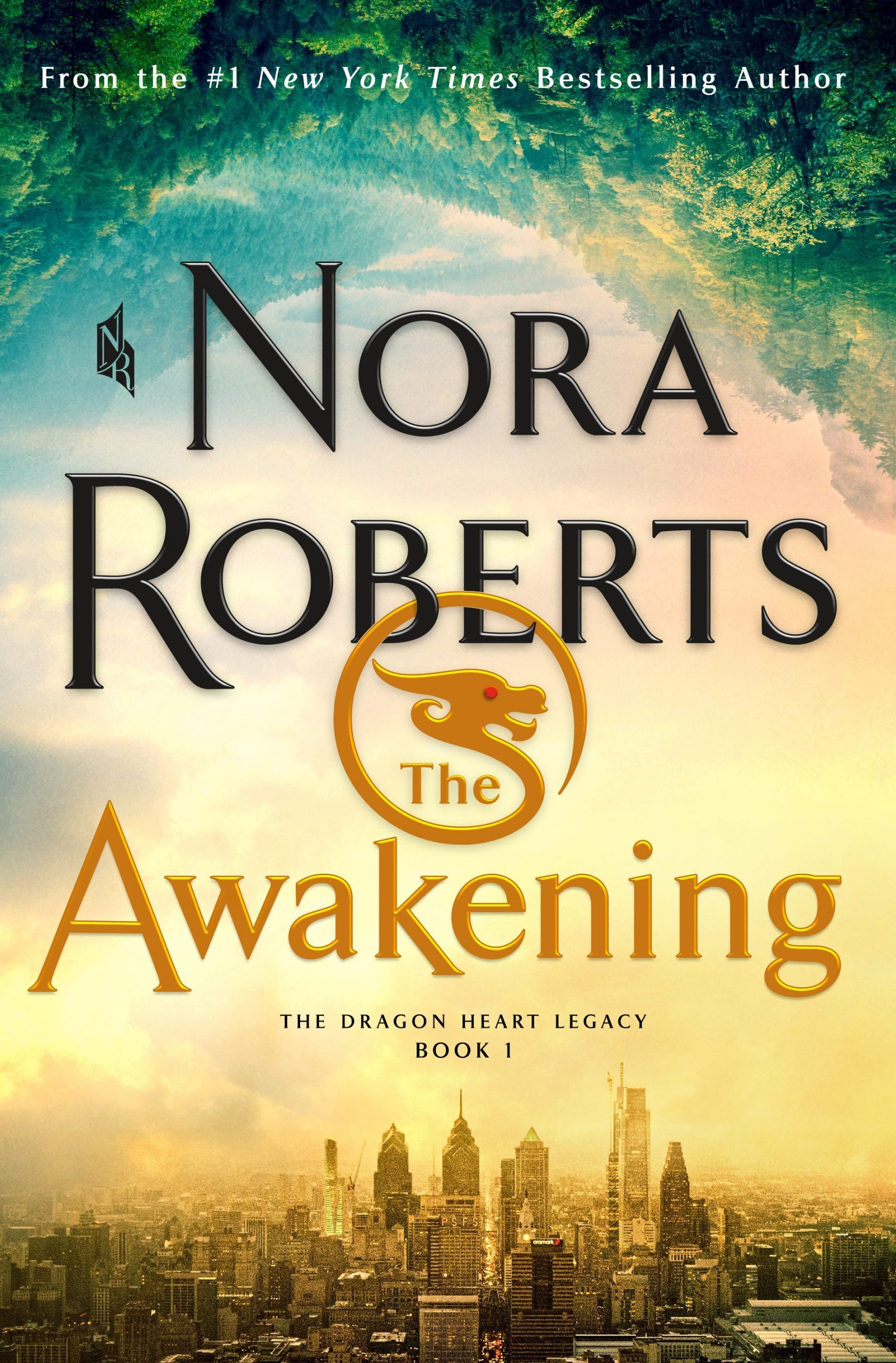 The Awakening (The Dragon Heart Legacy, #1)