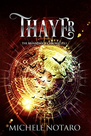 Thayer (The Brinnswick Chronicles #1)