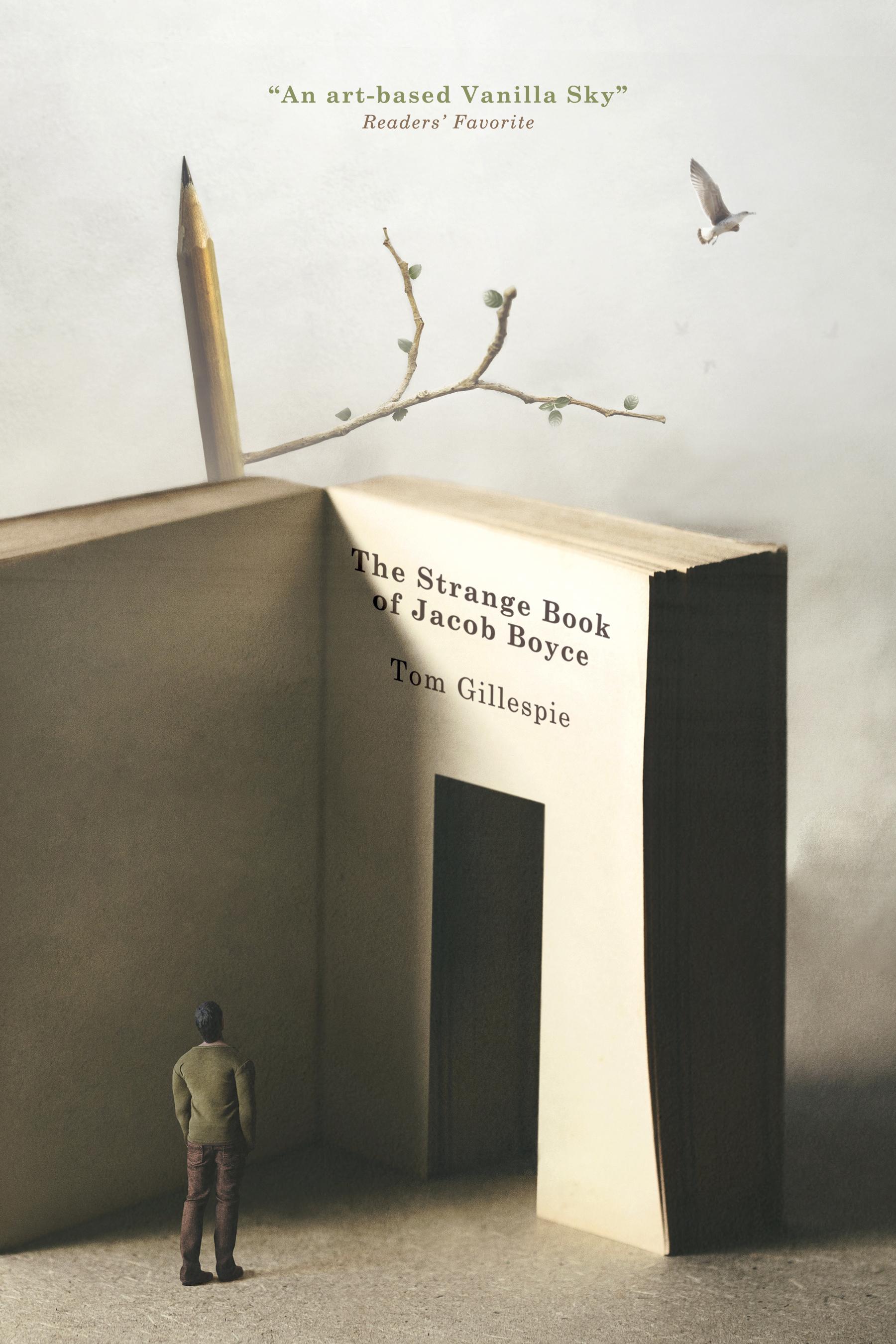 The Strange Book of Jacob Boyce by Tom Gillespie