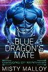Blue Dragon's Mate (Dragons of Xanthara, #1)