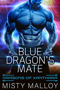 Blue Dragon's Mate (Dragons of Xanthara, #1)