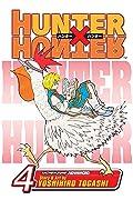 Hunter x Hunter, Vol. 04