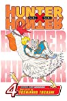 Hunter x Hunter, Vol. 04 (Hunter x Hunter, #4)
