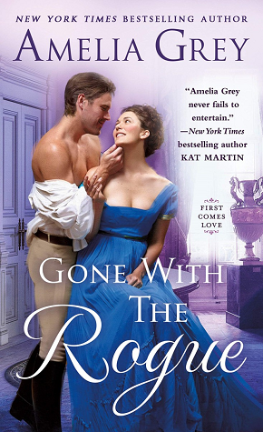 Gone With the Rogue (First Comes Love, #2)