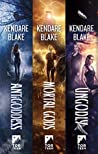 The Goddess War Trilogy (Goddess War, #1-3)