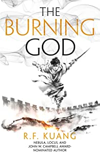 The Burning God (The Poppy War, #3)
