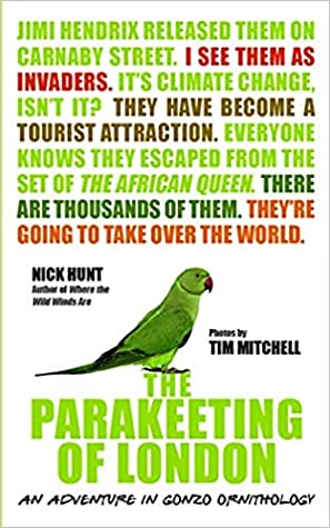 The Parakeeting of London: An Adventure in Gonzo Ornithology