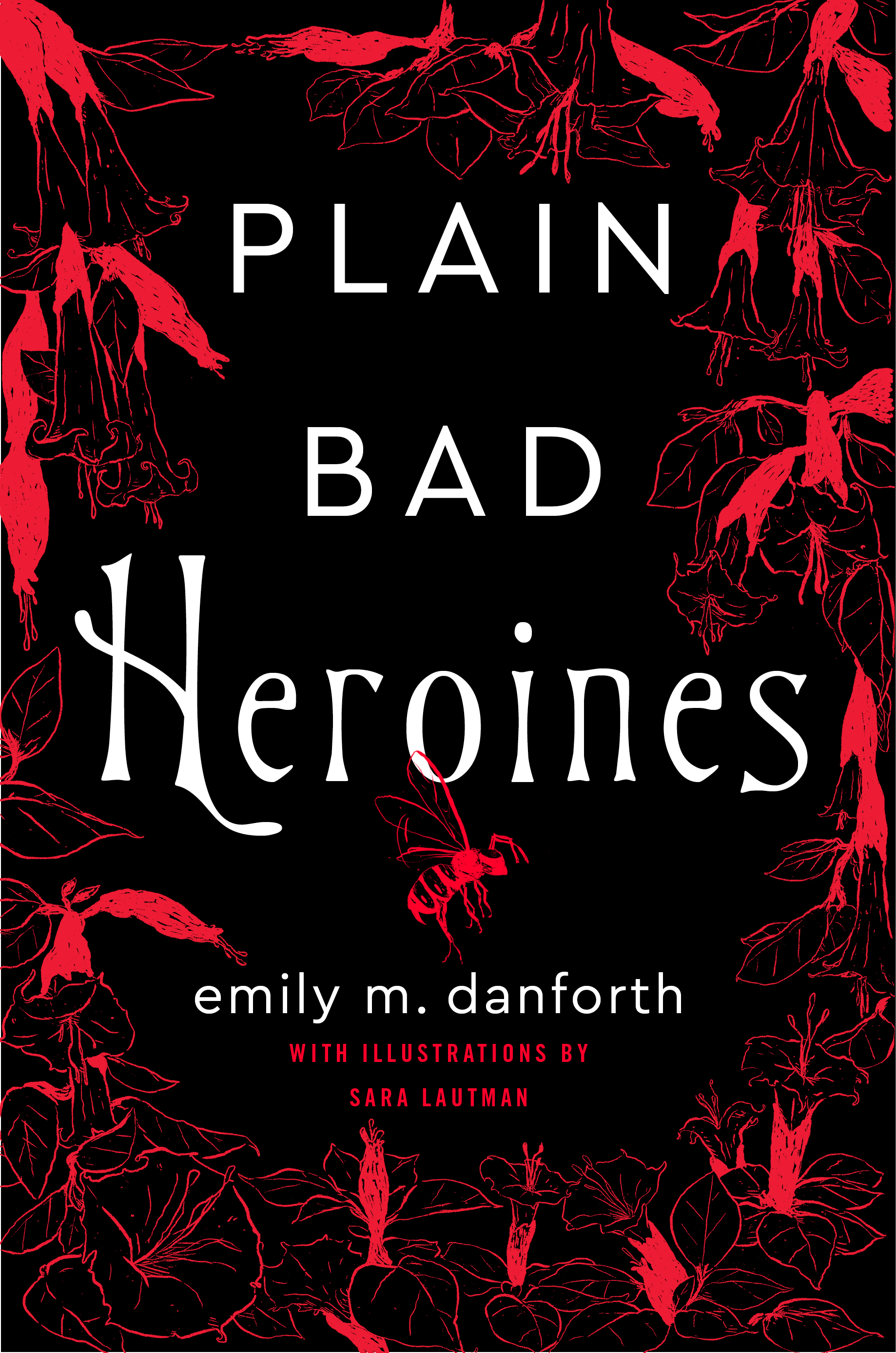 Book cover for Plain Bad Heroines