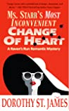 Ms. Starr's Most Inconvenient Change of Heart (A Raven's Run Romantic Mystery #1) audiobook download free