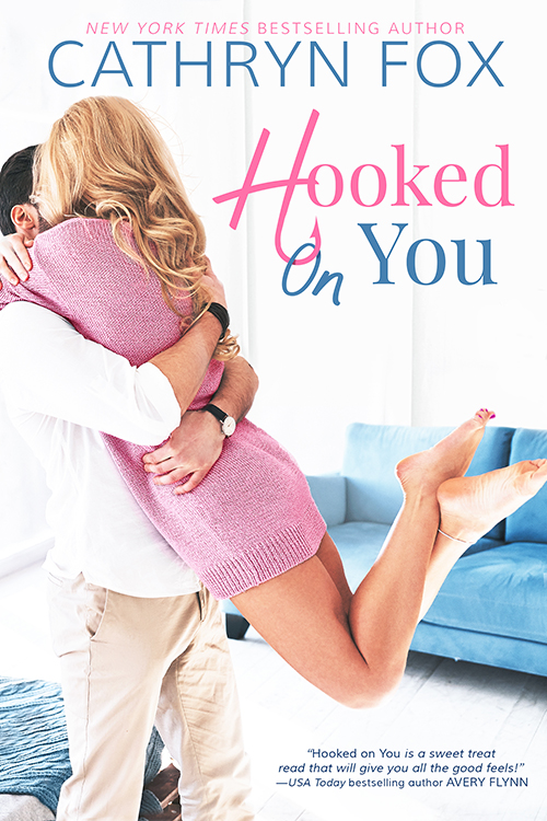 Hooked on You - Cathryn Fox