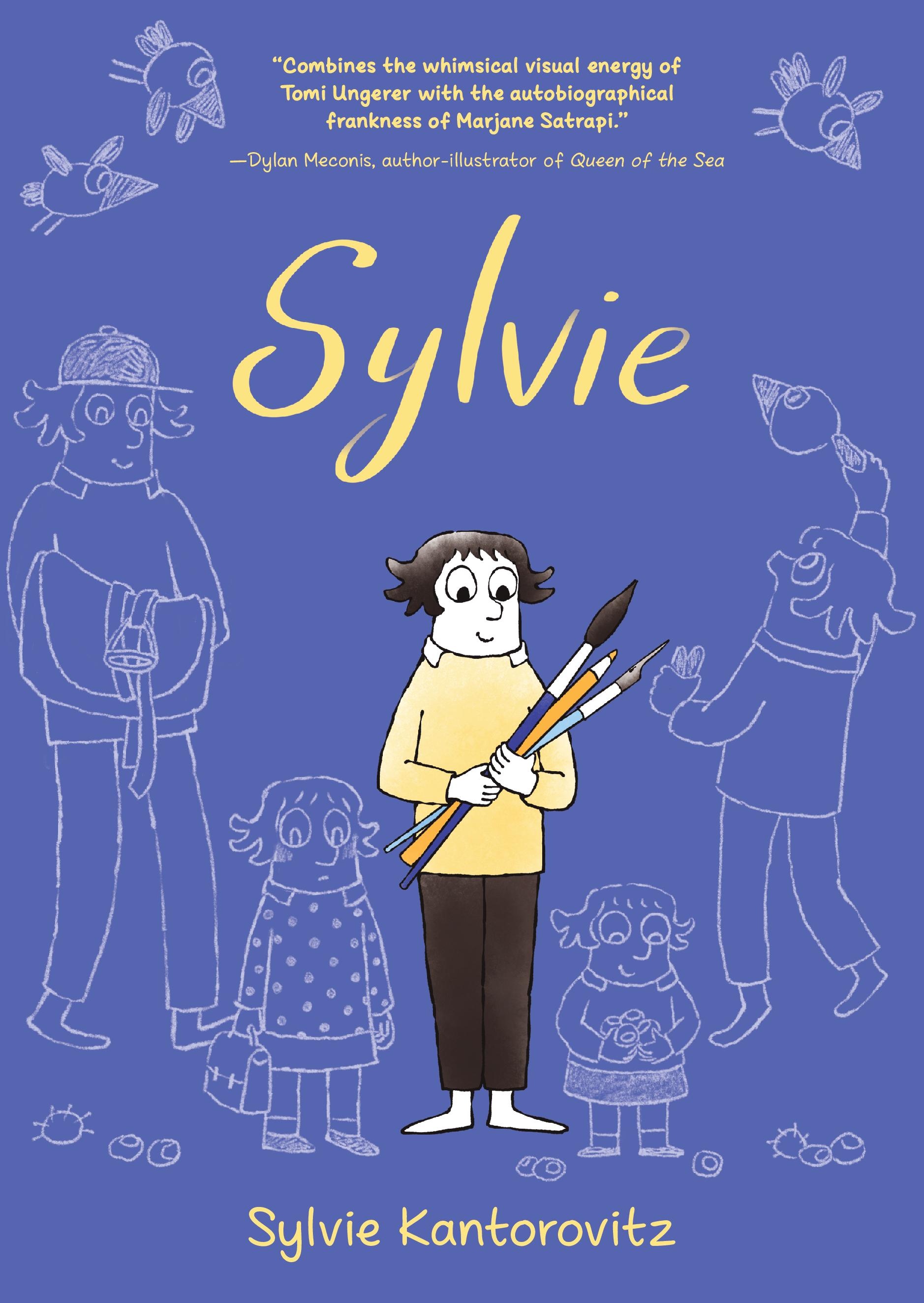 Sylvie by Sylvie Kantorovitz