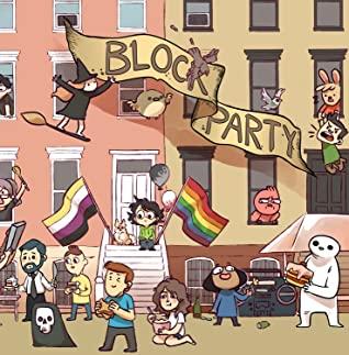 Block Party - Webcomics Anthology