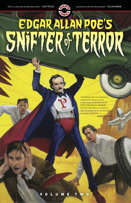 Edgar Allan Poe's Snifter of Terror: Volume Two