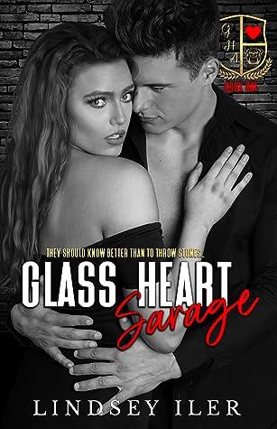 Glass Heart Savage (Glass Heart Academy, #1)