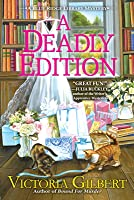 A Deadly Edition (Blue Ridge Library Mysteries #5)