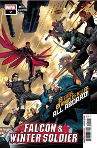 Falcon & Winter Soldier #2