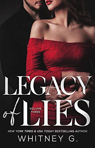 Legacy of Lies (Empire of Lies, #3)