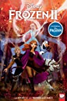 Disney Frozen and Frozen 2: The Story of the Movies in Comics