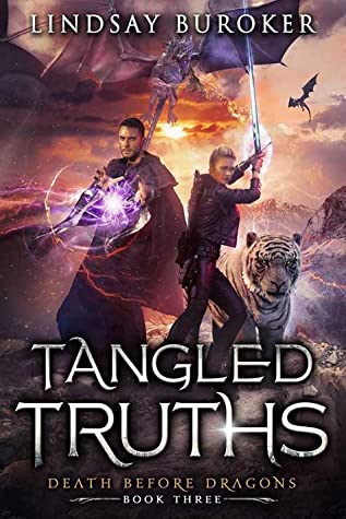 Tangled Truths (Death Before Dragons, #3)