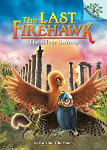 The Golden Temple: A Branches Book (The Last Firehawk #9)