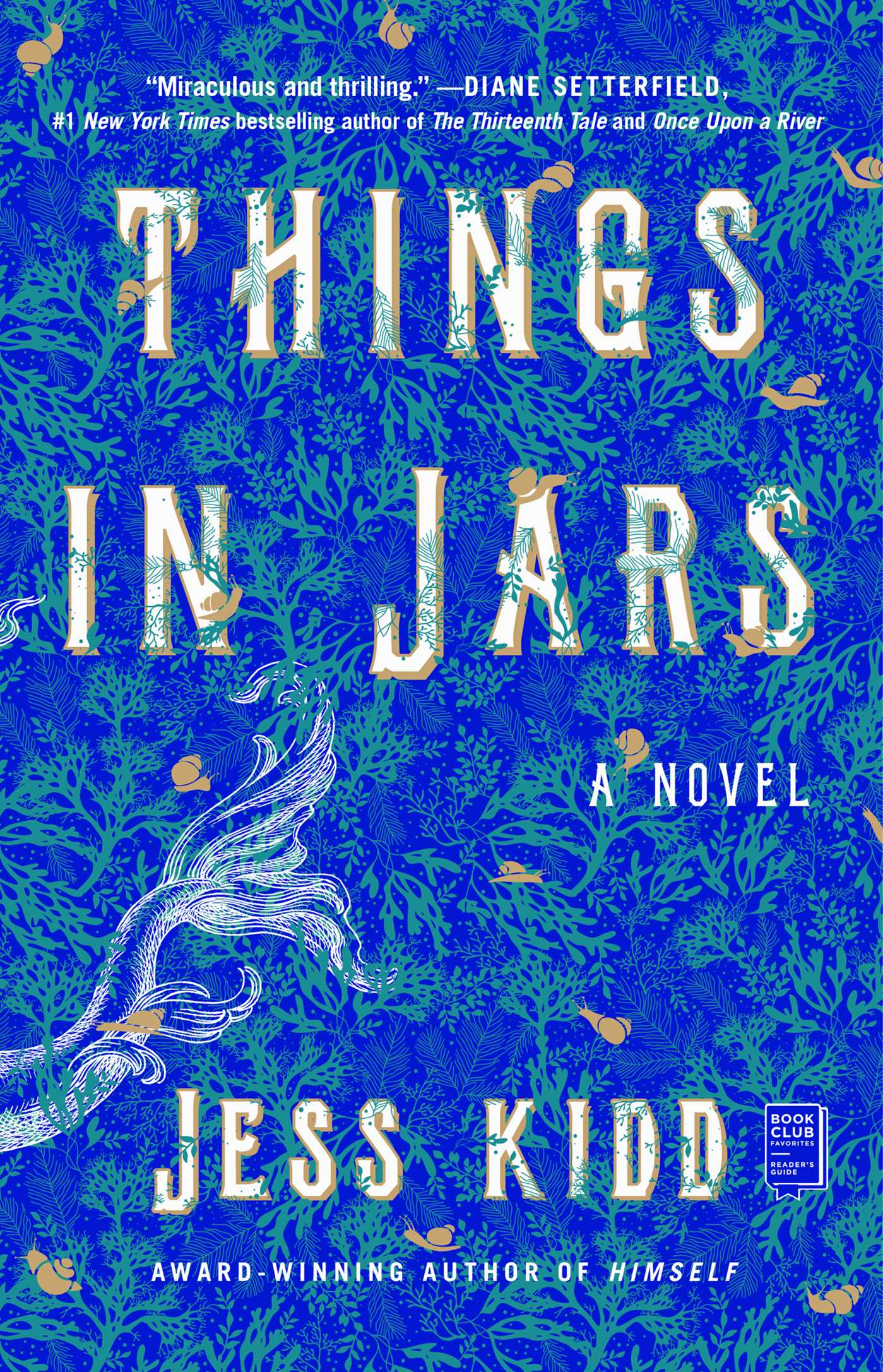 Things in Jars