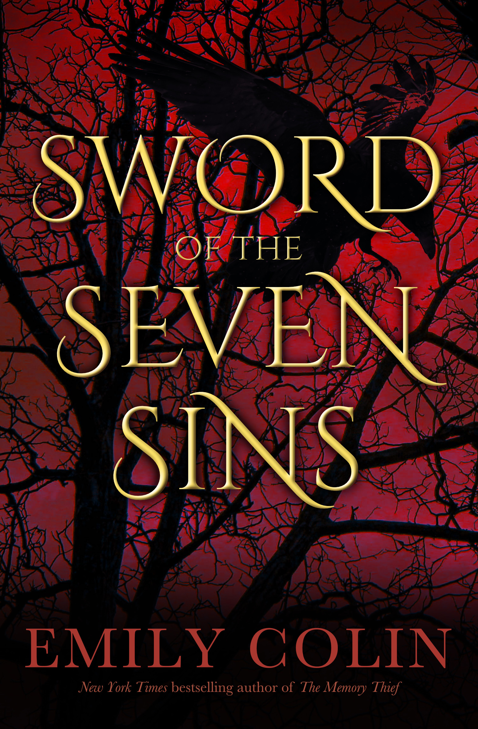 Sword of the Seven Sins (The Seven Sins, #1)