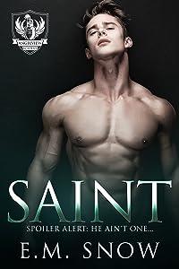 Saint (Angelview Academy, #1)
