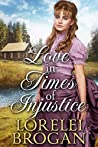 Love in Times of Injustice: A Historical Western